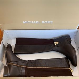 Michael Kors Hamilton Tall Boot